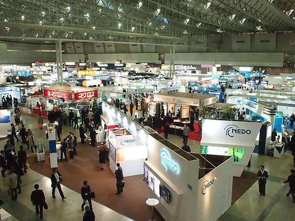 【展示会出展】 PV JAPAN 2012 太陽光発電に関する総合イベント