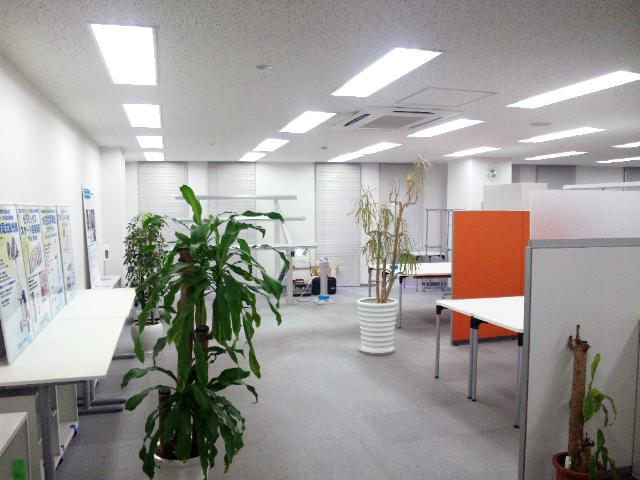 【社内風景】ショールーム、セミナールーム